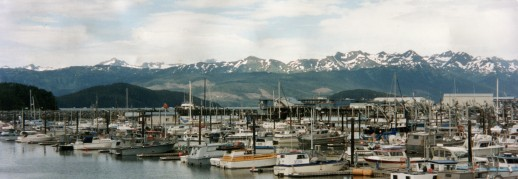 Cordova's harbor