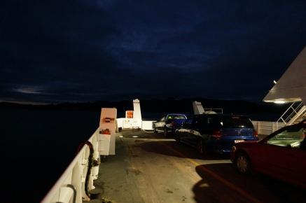 The Hokianga car ferry