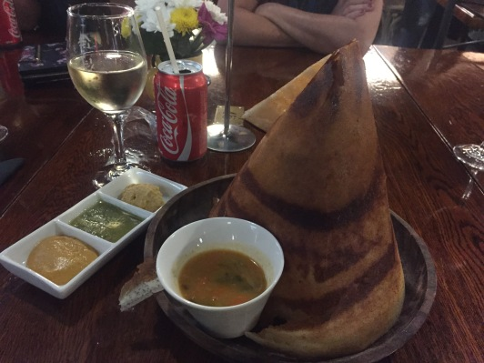 Dosa at Elliott Stables