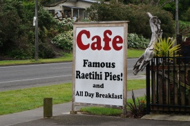 Kristy's Cafe in Wanganui